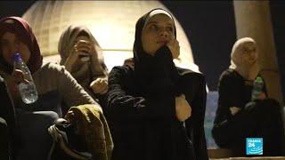 À Jérusalem, la peur et l'incertitude règnent sur l'esplanade des Mosquées