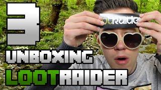 Lootraider Unboxing: #OpenWorld