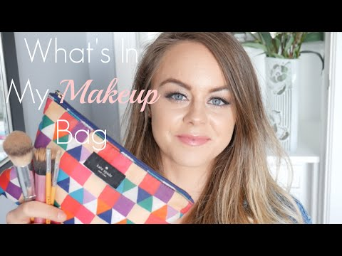 What's In My Non Toxic Makeup Bag | Non Toxic Makeup Brands