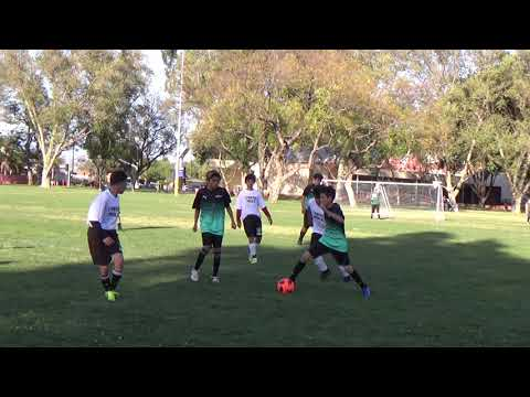 Lynwood Middle School v. NPFC Boys - 2nd Half