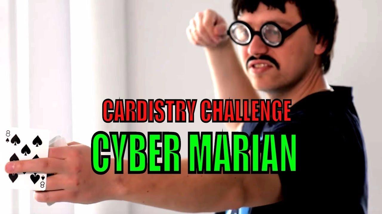 CYBER MARIAN I CARDISTRY – Magic of Y