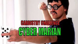 CYBER MARIAN I CARDISTRY CHALLENGE- Magia Y - Magic of Y