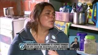 Visión 7 - Santa Fe: Involucran al hermano de Hermes Binner por sustracción de bebés