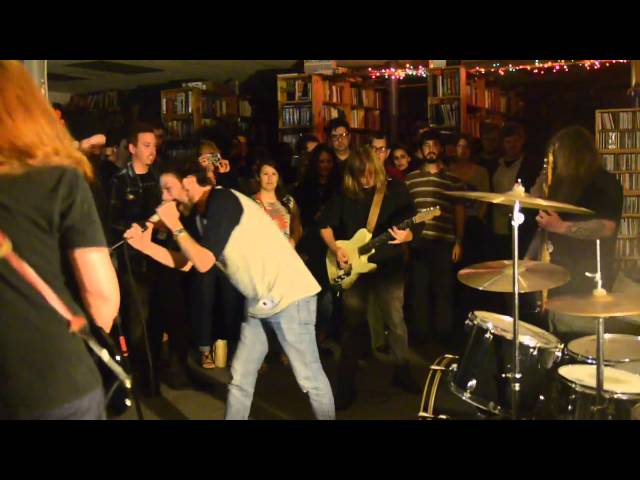 Bandages - Live @ Nice Price Books 5/19/2014