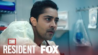 Nurse Jessica Comes Into The ER In Critical Condition  Season 3 Ep 7  THE RESIDENT