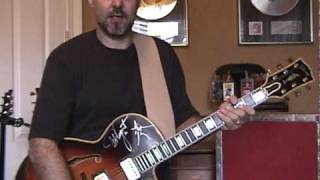 How to Play Ted Nugent Cat Scratch Fever Riff