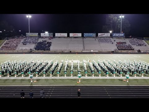 Longview High School Band 2017 - UIL Region 21 Marching Band Contest