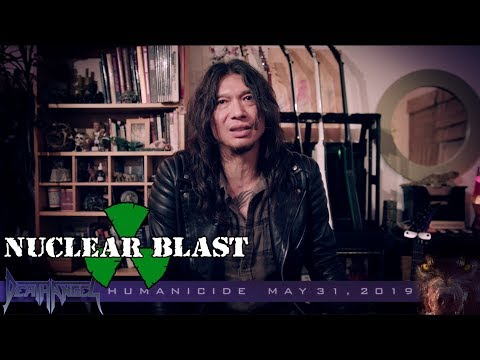 DEATH ANGEL - Writing Humanicide (OFFICIAL TRAILER)