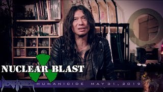 DEATH ANGEL – Writing Humanicide (OFFICIAL TRAILER)