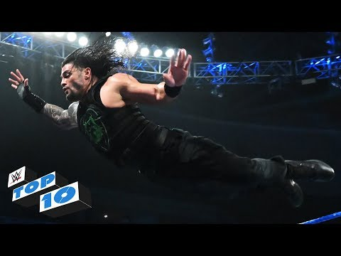 Top 10 SmackDown LIVE moments: WWE Top 10, July 9, 2019