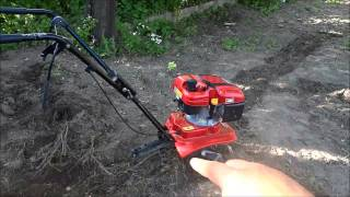 How To Use A Tiller (FULL Tutorial)