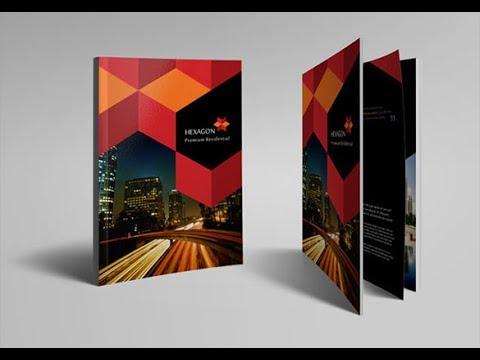 fantastic flyer brochure booklet poster design in coreldraw x6