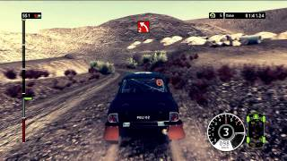 WRC FIA 2011 The Game Gameplay
