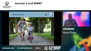 JWC15 - Joomla! 4 and WWW?