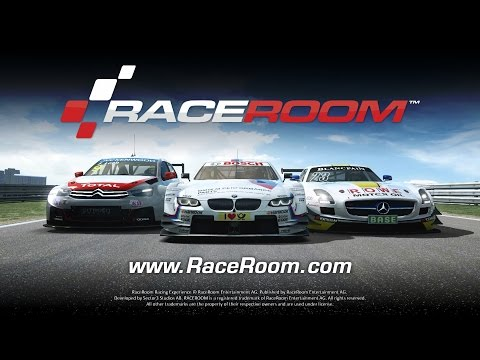 RaceRoom Racing Experience - official Trailer