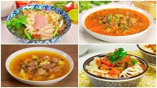 4 знаменитых супа с говядиной. Рецепты от Всегда Вкусно!