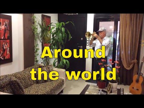 Solo Flugelhorn Stavros Sakorafas (Around The World)