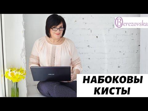 Др. Елена Березовская - Наботовы кисты