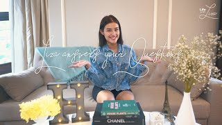 Liza Answers Your Questions