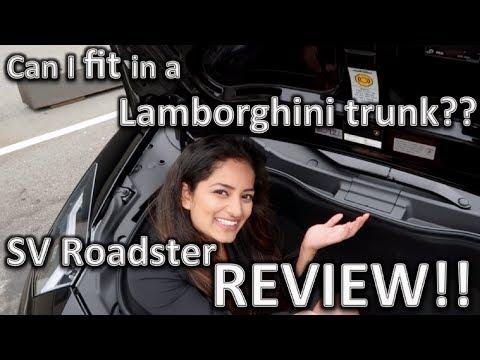 Review of My 2017 Lamborghini Aventador SV Roadster - Part 1