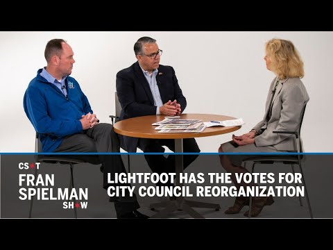 Lightfoot Has The Votes To Reorganize City Council