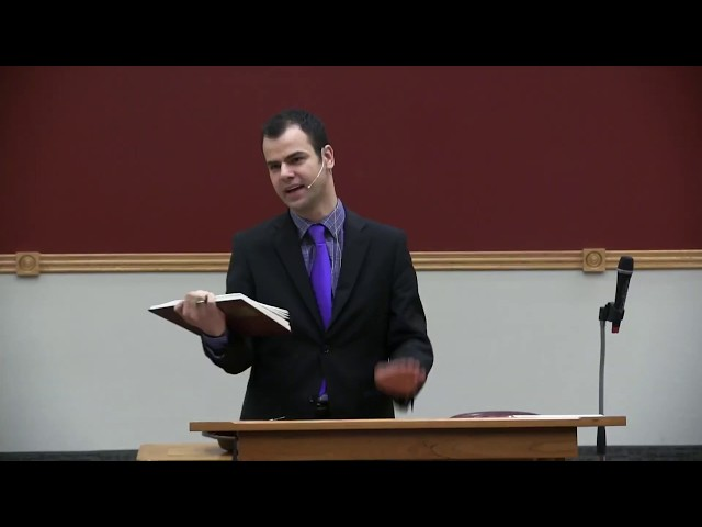 Sunday School: Assurance of Adoption · 190825 · Kilfoyle · VBC Livestream
