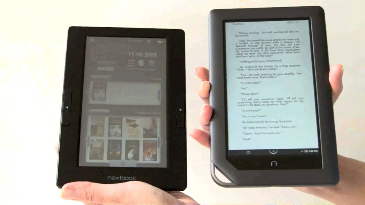 Nook Color Review Part One - YouTube