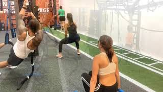 University Group Functional Fitness Class MoveStrong