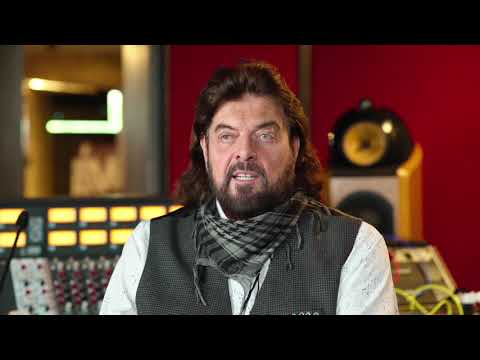 """Alan Parsons - Making of """"Miracle"""" featuring Jason Mraz (From The New Album, """"The Secret"""")"""