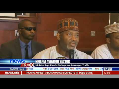 Nigeria Aviation Sector: FG Insists 4 Major Airports Must Be Concessioned