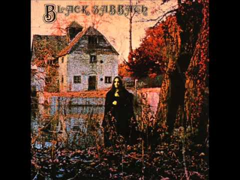 Black Sabbath   Black Sabbath The Wizard  backing track drums