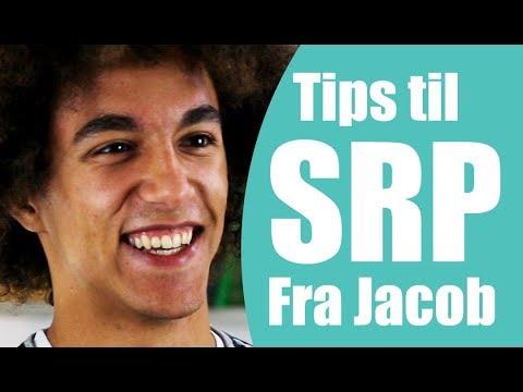 SRP-råd fra topstudenten Jacob