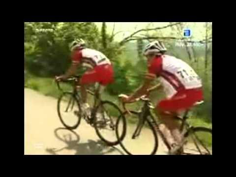 Vuelta a Asturias 2010 - Alto del Acebo