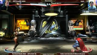 The Break #248   IGAU W3   EMPR Boopiter Jupiter VS Again