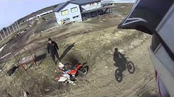 MX2 training session in April 2013