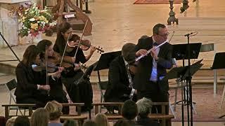 I - Concerto pour flûte en sol Majeur, G.B. PERGOLESI