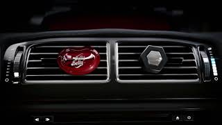 Jelly Belly Vent Air Freshener #BeSeenWithTheBean