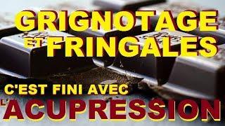 ESSAYEZ CE POINT D'ACUPRESSION CONTRE GRIGNOTAGE FRINGALES ET ENVIES DE SUCRE  RESULTATS IMMEDIATS