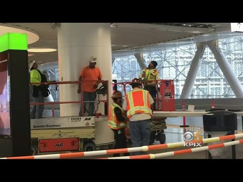 Crews Begin Repairs To Cracked Beams In Transbay Transit Center