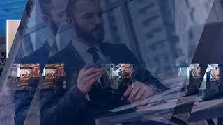 Business Modern Serious Corporate Promo - After Effects template from Videohive