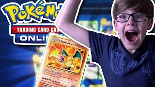 Opening XY Evolutions BOOSTER PACKS | Pokémon TCG Online(I am back with another Pokémon TCG Online video. In this episode I open eighteen XY Evolutions booster packs!!! About Pokémon TCG Online Free to play!, 2017-02-27T21:04:56.000Z)