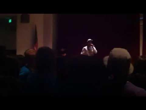 NOVA Live @ David A Brown Middle School April 24, 2013