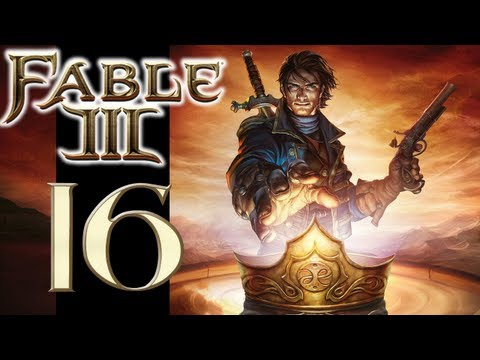 Let's Play Fable III - EP16 - Magic Fingers