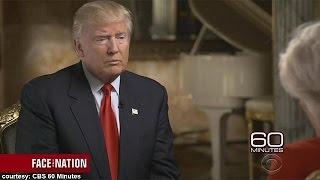 في أول حوار له بعد الفوز.. ترامب: سنطرد 3 مليون مهاجر غير شرعي