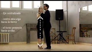 3 CONSEJOS PARA MEJORAR TU BAILE EN LAS MILONGAS -Online Tango Lessons 2019 - Clase 1 (Español)
