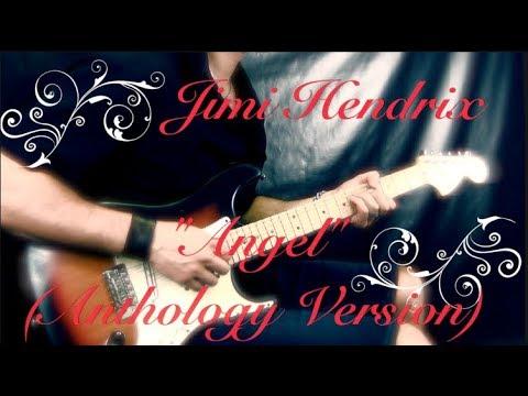Jimi Hendrix - Angel - Ballad Guitar Cover