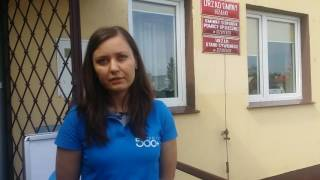 Urzędnicy Wielkopolskiego Urzędu Wojewódzkiego  o 500 +  w Gminie Gizałki