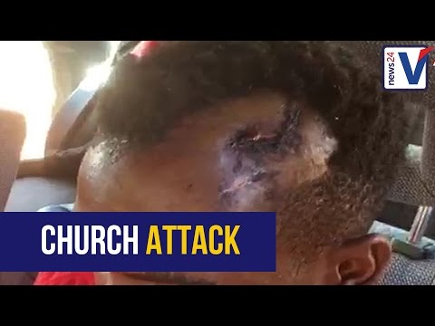 WATCH: Tavern customer sustains serious head injuries after church member attack