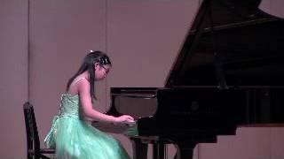 モーツァルト ソナタK.570 第1楽章 Mozart Sonata B flat Major K.570 1st Mov. (中1)