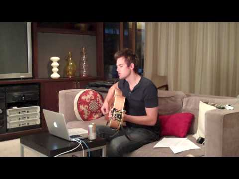 "Tyler Hilton - ""Forever Young"" Live Webcast Clip - YouTube"